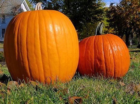 Kyle West - Twin Pumpkins