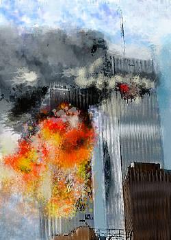 Twin Towers by Carol Tsiatsios