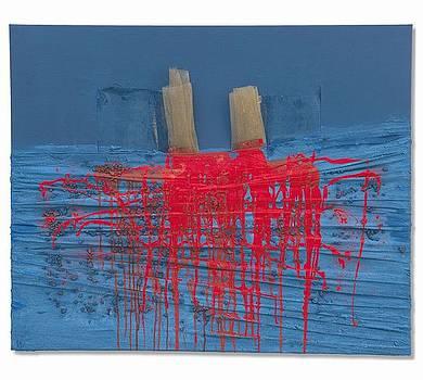 Twin Towers by Elio Scuderi