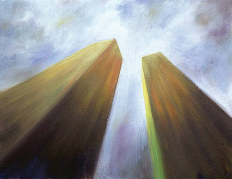 Twin Towers by Seamas Culligan