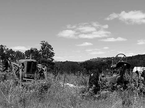 Kyle West - Twin Tractors