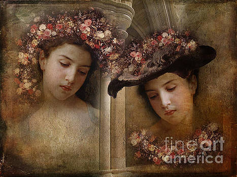 Vintage Twins? by Barbara Dudzinska