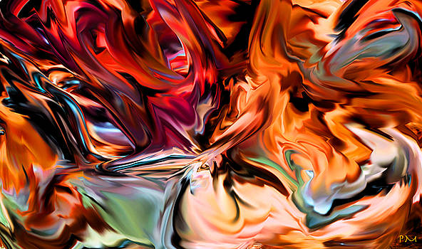 Twisting Fire by Phillip Mossbarger