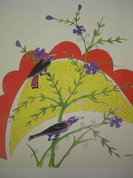 Twittering Birds by Sunil Mehta