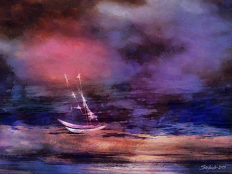 Two Boats by Stefano Popovski