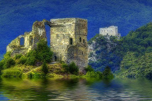 Enrico Pelos - TWO CASTLES ON THE LAKE
