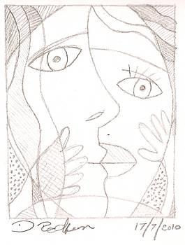 Two Faced by Darryl Redfern