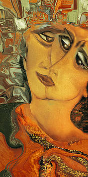 Two faces of the Madame Odette by Anne Weirich
