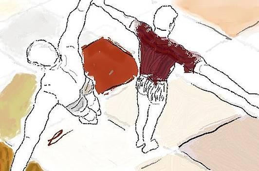 Two Figures 2 by Shishir Thadani