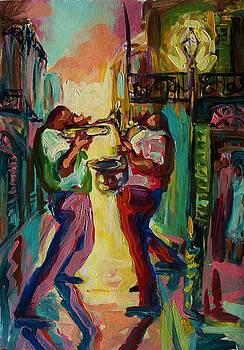 Two For Jazz by Saundra Bolen Samuel
