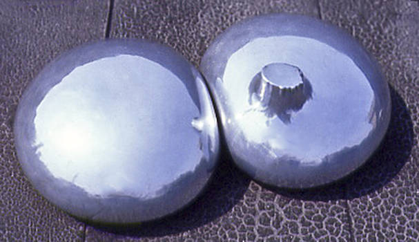 Michael Rutland - Two Globes