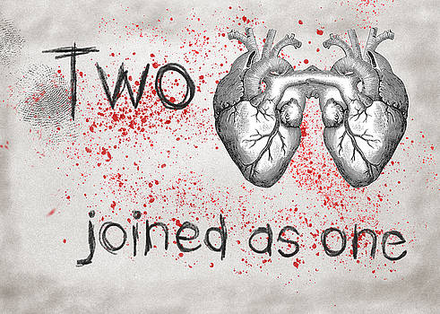 Two Hearts Joined As One by Mary Elizabeth Thompson