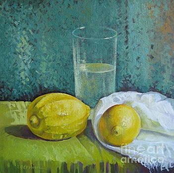 Two lemons by Elena Oleniuc