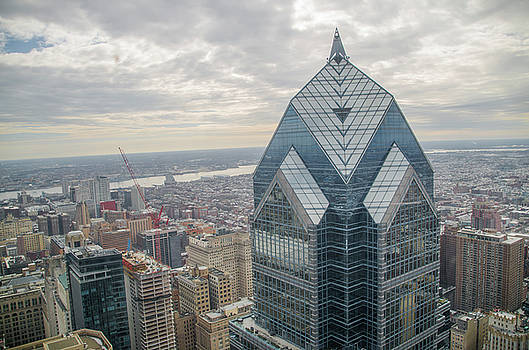 Two Liberty Place - Philadelphia by Bill Cannon