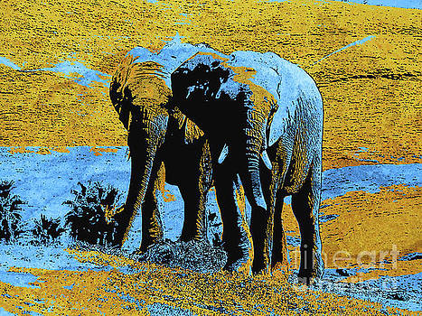Two Sisters by Robert Ball