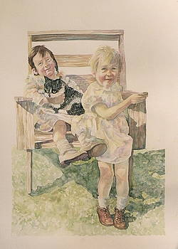 Two Sisters Too by Wendy Hill