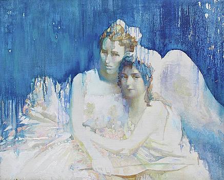 Two Stars by Tanya Ilyakhova