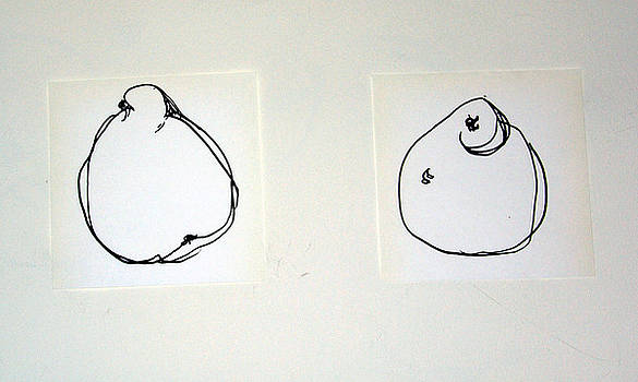 Two Views by Linda DiGusta