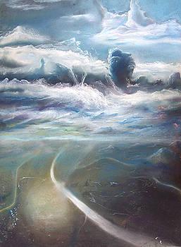 Two Worlds by Leonard Aitken