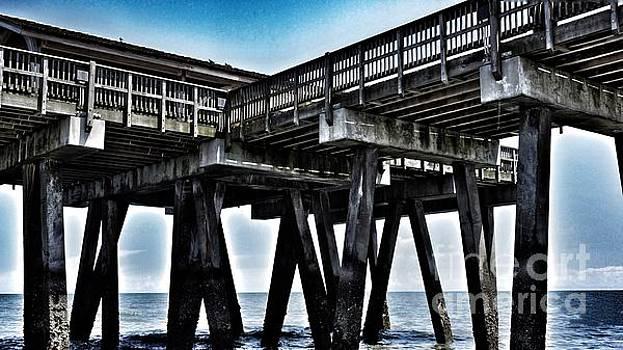 Tybee Island Pier by Paul Wilford