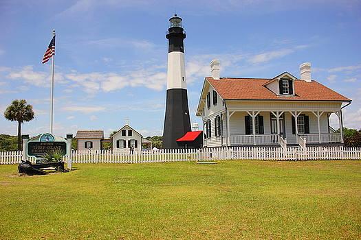 Tybee Island Lighthouse by Beverly Kobee