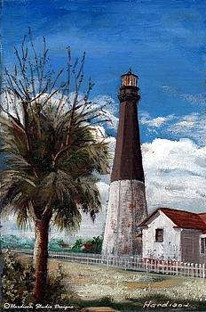 Tybee Lighthouse by Robynne Hardison