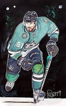 Tyler Seguin by Dave Olsen