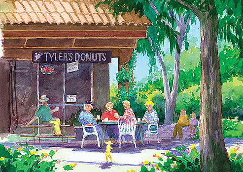 Tylers Donuts by Ray Cole