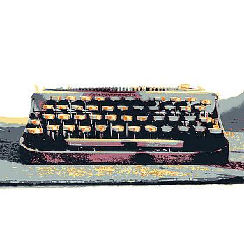 Typewriter 3 by Shay Culligan
