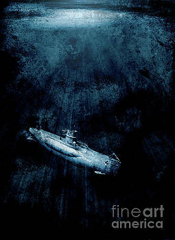 U-boat by Mark Fearon