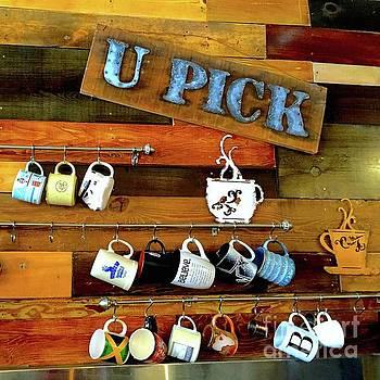 U-pick  by Wonju Hulse