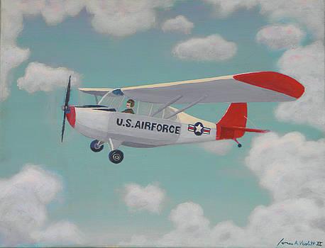 U S Air Force  by James Violett II