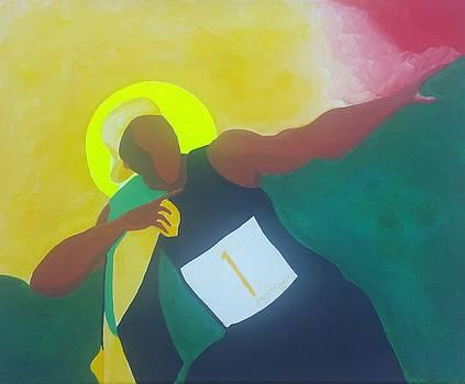 U Saint Bolt by Greg Roberson