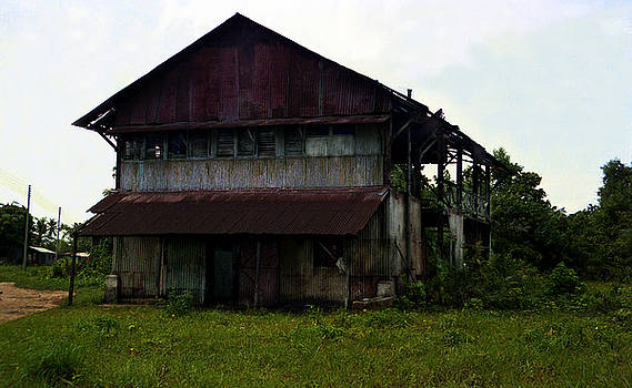 Muyiwa OSIFUYE - UAC Abandoned House