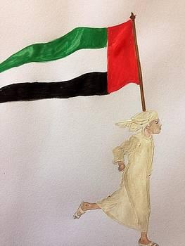 UAE National Day by Pradeep Nair