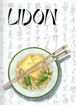 Udon by Brandy Woods