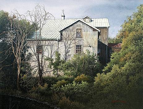 Udora Mill by Robert Hinves