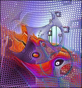 Ufo by Carola Ann-Margret Forsberg