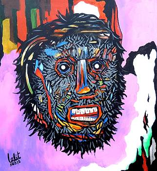 UGLY Face by Lalit Jain