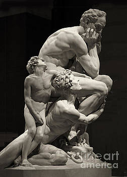 Ugolino and His Sons 1 by Norberto Torriente
