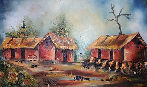 Ugulu Chaos and harmattan by Eziagulu Chukwuonso