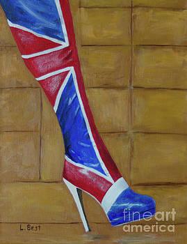 UK Kinky Boot by Laurel Best