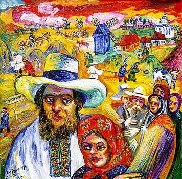 Ari Roussimoff - Ukrainian Rustic