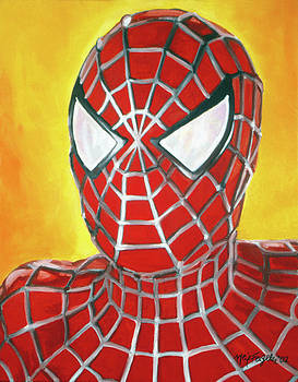Ultimate Spiderman  by Neil Feigeles