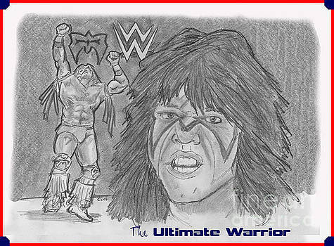 Chris  DelVecchio - Ultimate Warrior