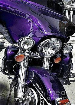 Ultra Purple by David Manlove