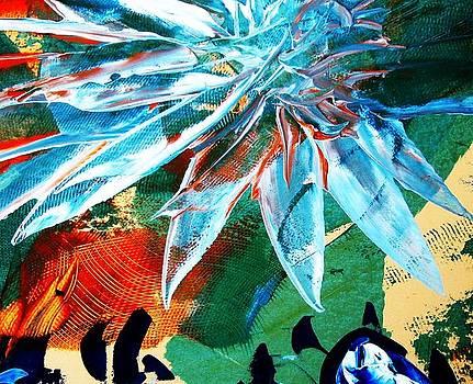 Ultra Ultra Modern Design Decoration Flower  by Vlado  Katkic