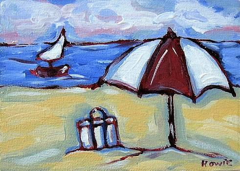 Umbrella by Brooke Baxter Howie