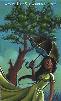 Umbrella by Ken Stewart