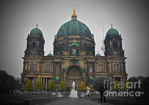 Jost Houk - Umbrella of the Berlin Cathedral